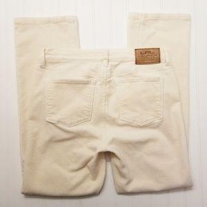 Ralph Lauren Lauren Jeans Co. Corduroy Size 4